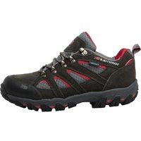 Karrimor Womens Bodmin Low 5 Weathertite Hiking Boots Dark Grey/Cochineal