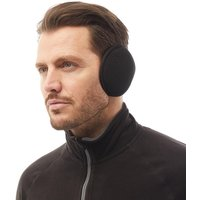 Kangaroo Poo Mens Polar Earmuffs Black