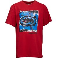 Kangaroo Poo Boys Jersey T-Shirt Red