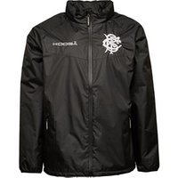 KooGa Mens Barbarians Elite Barrier Jacket Black