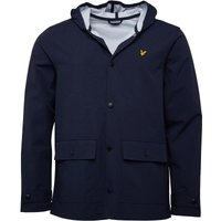 Lyle And Scott Vintage Mens Raincoat Blue