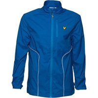 Lyle And Scott Vintage Mens Chataway Lightweight Jacket Deep Cobalt