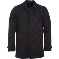 Lyle And Scott Vintage Mens Rain Embossed Jacket True Black