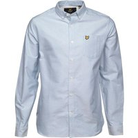 Lyle And Scott Vintage Mens Oxford Shirt Riviera