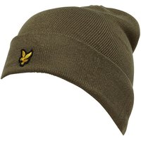 Lyle And Scott Vintage Mens Beanie Green