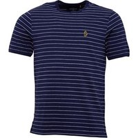 LUKE 1977 Mens Exmark T-Shirt Navy
