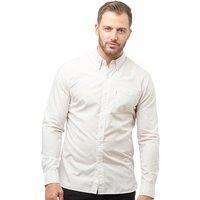 Levis Mens Sunset 1 Pocket Long Sleeve Shirt Orchis Moonbeam