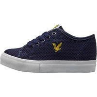 Lyle And Scott Infant Boys Dunbar Trainers Navy