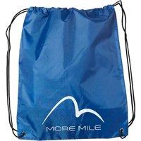 More Mile Gym Sack Blue
