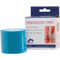 More Mile Kinesiology 3M Sport Tape Blue