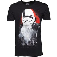 Star Wars Mens Executioner T-Shirt Black