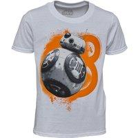 Star Wars Boys 8 T-Shirt White