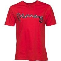 Money Mens Ape Eyes T-Shirt Red