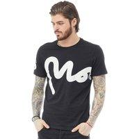 Money Mens Big Money T-Shirt Black