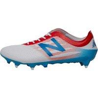 New Balance Mens Furon 2 Pro SG Football Boots White