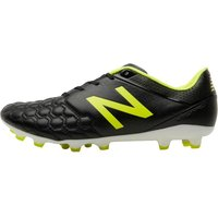 New Balance Mens Visaro K Leather Fg Football Boots Black