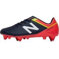 New Balance Junior Visaro Control SG Football Boots Galaxy