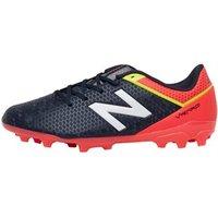 New Balance Junior Visaro Control AG Football Boots Galaxy