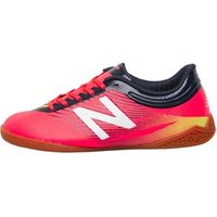New Balance Junior Furon 2.0 Dispatch IN Indoor Football Boots Bright Cherry