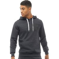 New Balance Mens Pullover Hoody Heather Charcoal