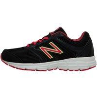 New Balance Womens W460 V2 Neutral Running Shoes Black/Pink