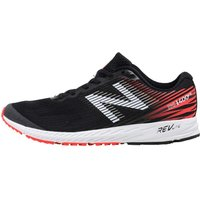 New Balance Mens M1400 V5 Lightweight Speed Running Shoes Black/Orange