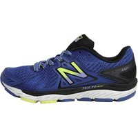 New Balance Womens W670 V5 Stability Running Shoes Blue/Black