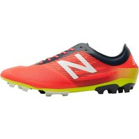 New Balance Mens Furon Pro Ag Football Boots Bright Cherry/galaxy/firefly