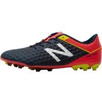 New Balance Mens Visaro Pro Ag Football Boots Galaxy/bright Cherry/firefly