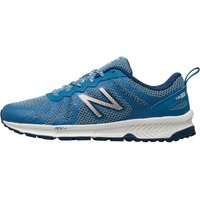 New Balance Womens WT590 V4 Trail Running Shoes Blue