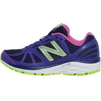 New Balance Womens W770 V5 Stability Running Shoes Blue/Purple