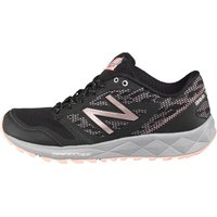 New Balance Womens WT590 Trail Running Shoes Dark Grey