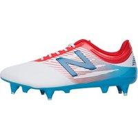 New Balance Mens Furon 2.0 Dispatch SG Football Boots White
