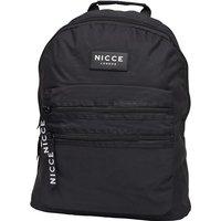 NICCE Mens Jet Backpack Black