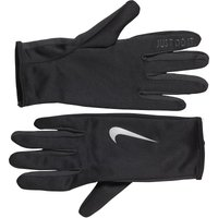 Nike Mens Rally Run Running Gloves 2.0 Black/Anthracite/Silver
