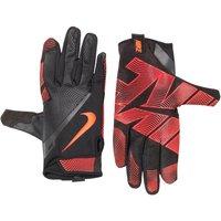 Nike Mens Lunatic Crossfit Training Gloves Black/Anthracite/Total Crimson