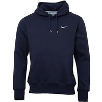 Nike Mens Fundamentals Fleece Hoody Navy