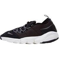 Nike Mens Air Footscape Nm Trainers Black/Summit White/Dark Grey