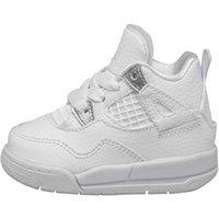 Nike Infant AIR Jordan 4 Retro PURE MONEY Trainers