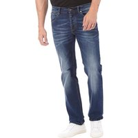 French Connection Mens IND23 Slim Fit Denim Jeans Midwash