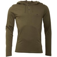 French Connection Mens T-Sneazy Hoody Khaki