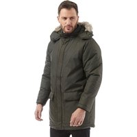 French Connection Mens Parka Dark Green