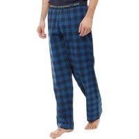 French Connection Mens Woven Lounge Pants Light Blue/Marine