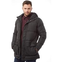 French Connection Mens Row Parka Black