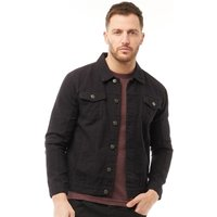 French Connection Mens Denim Jacket Marine