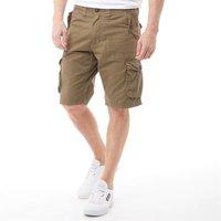 Onfire Mens Combat Shorts Khaki