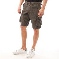 Onfire Mens Combat Shorts Grey
