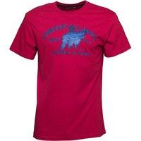 Onfire Mens T-Shirt Red
