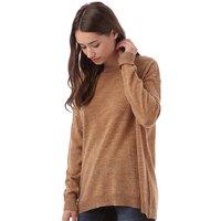 Onfire Womens Sweater Camel Melange