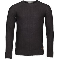 Onfire Mens CN Sweater Charcoal